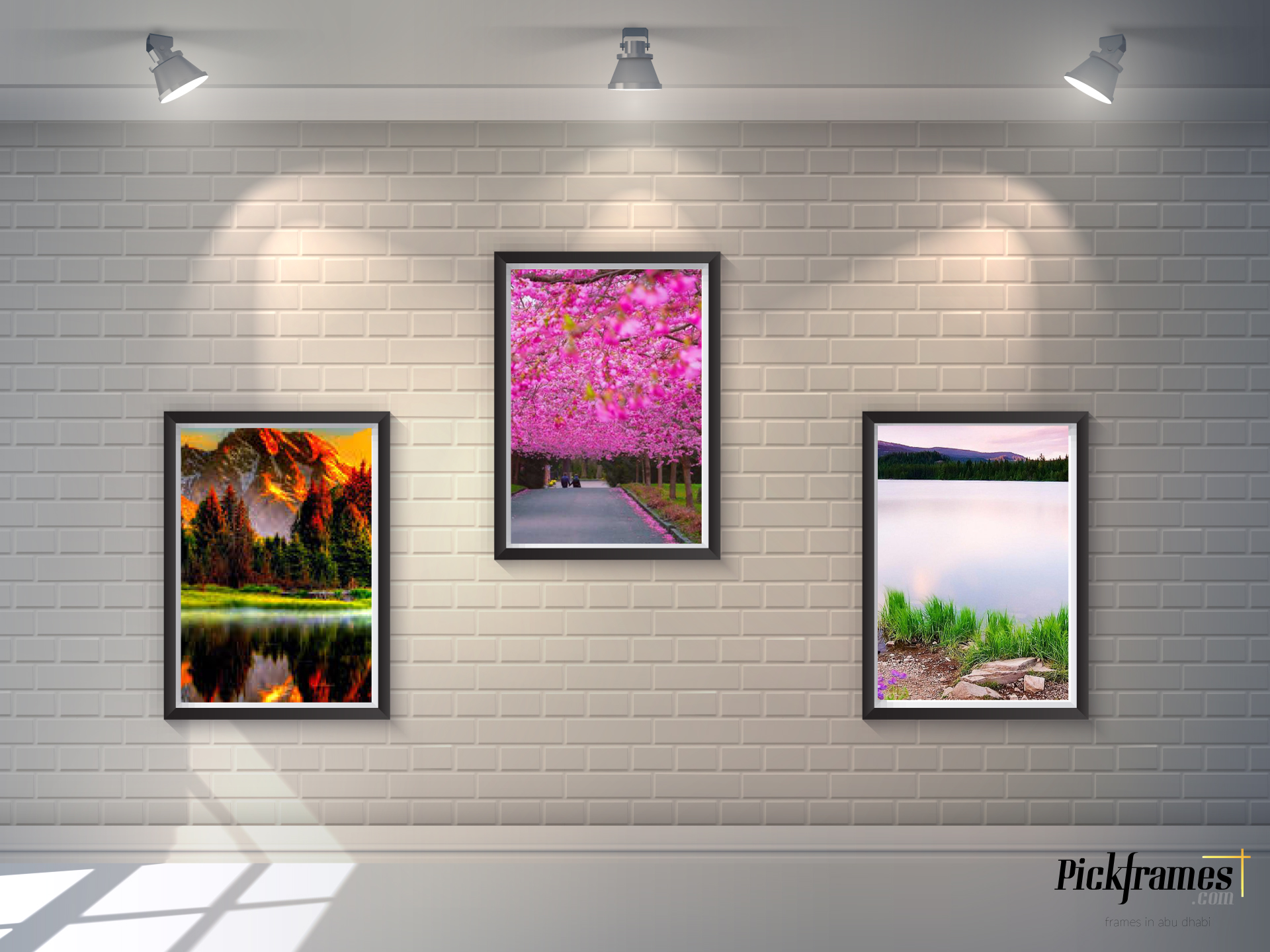 Best Frames For Gallery Wall In Abu Dhabi