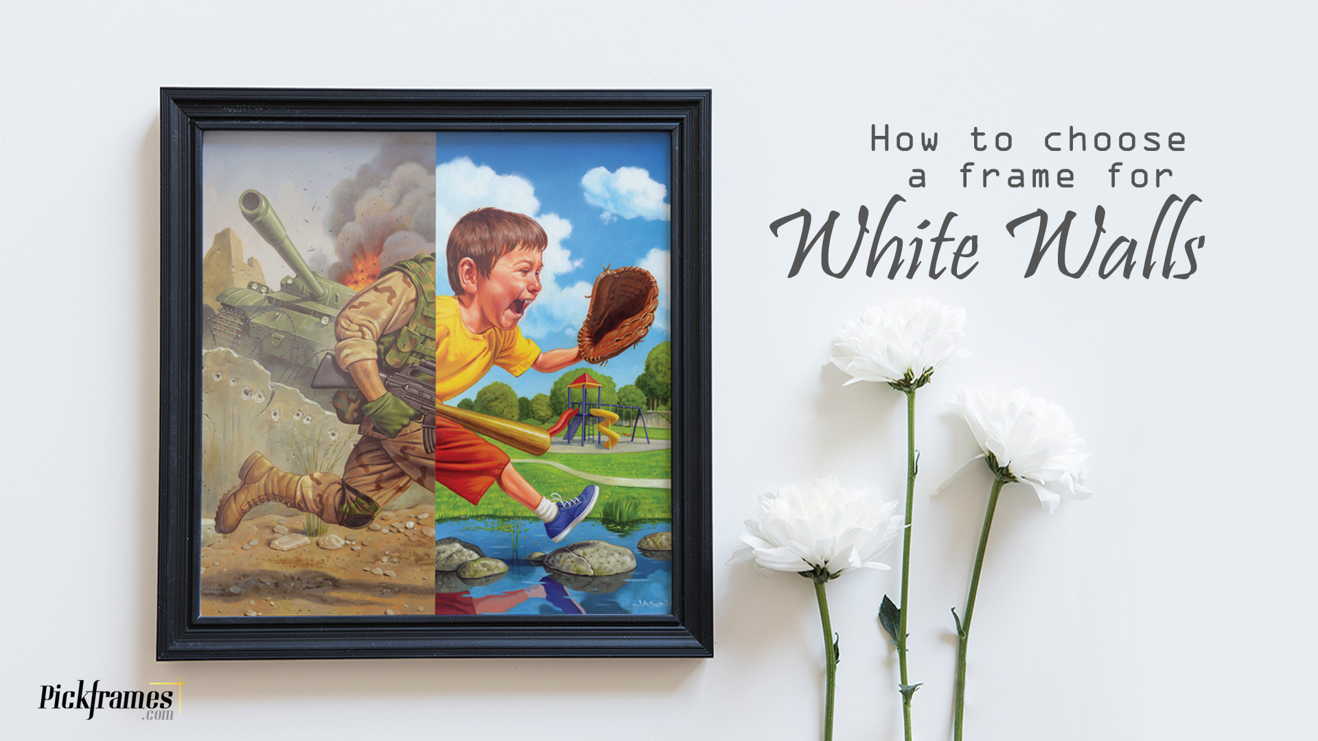 How to choose a frame